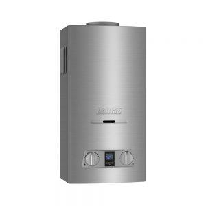 Водонагреватель проточный газовый BaltGaz 13 Comfort (нерж. сталь)