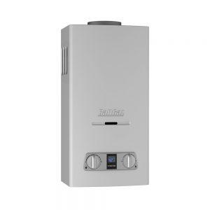 Водонагреватель проточный газовый BaltGaz 17 Comfort (серебро)