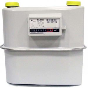 Счетчик газа BK-G10T