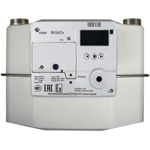 Счетчик газа BK-G6ETe левый GPRS модем  А=250