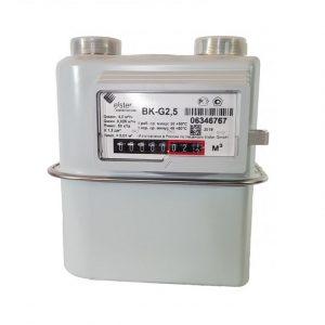 Счетчик газа BK-G2,5 левый