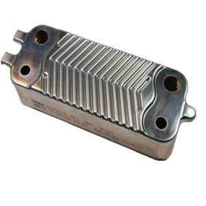 Теплообменник ГВС для Buderus Logamax U072 24 кВт — 87186429480