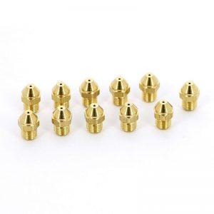 Инжекторы для природного газа комплект 1,35 — 11 шт. для BAXI Eco 4S