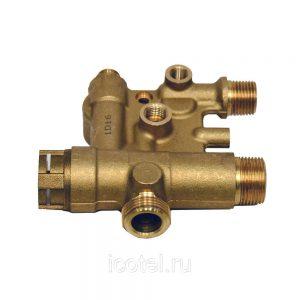 Клапан 3-ходовой в сборе для BAXI Eco Four 24F