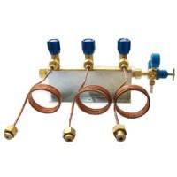 Рампа подачи газа с инжекторами для BAXI Eco Four 24F