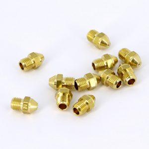 Инжекторы для сжиженного газа комплект 11×0,85 для BAXI Eco 4S
